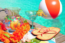 Decorating Around The Pool Summer Decorating Tips For The Home Pool Southland Stone Usa Inc