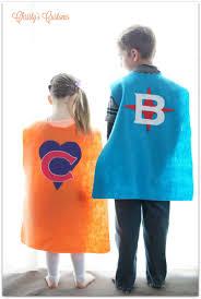 hello wonderful 8 easy diy superhero capes
