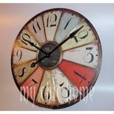 old fashioned wall clocks large wall decoration ideas