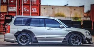 widebody subaru forester subaru forester owners forum view single post 03 05 forester