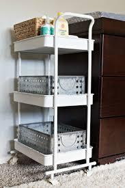 Changing Table Organization Nursery Organization Ideas A Owl