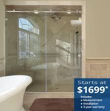 quadro sliding shower doors dulles glass