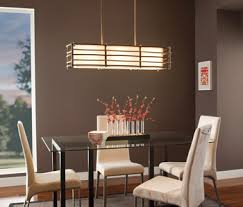 dining lighting the reved retro design of the moxie linear chandelier from