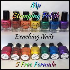 mp stamping polish review youtube