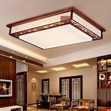 Wooden Light Fixtures Wood Light Fixture Ceiling Home Lighting Design Ideas