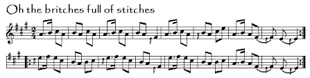 steve s tin whistle pages taps