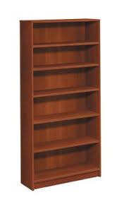 6 Bookcase 1870 Series 6 Shelf Bookcase H1876 Hon Office Furniture