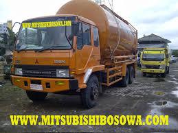 mobil mitsubishi fuso fuso fn 517 ml2 hiblow tangki curah dealer mitsubishi