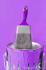purple paint painting with hue of purple diana this is what i need to paint