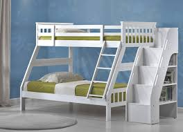 catchy twin bunk beds with stairs twin over full bunk bed with
