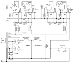 vinylsavor making of a se 6cb5a amplifier circuit as in almost all