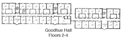 Carleton Floor Plans Goodhue Maps