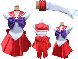 online get cheap sailor moon costume mars aliexpress com