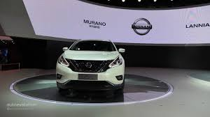 nissan rogue hybrid mpg world premiere for 2016 nissan murano hybrid at auto shanghai 2015
