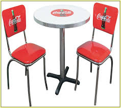 Coca Cola Chairs Coca Cola Table And Chairs Home Design Ideas