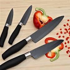 couteaux céramique couteau durable couteaux inoxidables kit