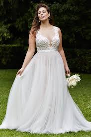 plus size pink wedding dresses 20 gorgeous plus size wedding dresses wedding dress weddings