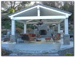 Free Standing Patio Cover Ideas Free Standing Wood Patio Cover Designs Patios Home Design