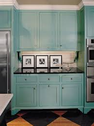 Best Turquoise Kitchens Images On Pinterest Home Kitchen And - Turquoise kitchen cabinets