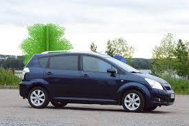 toyota corolla verso 1 8 vvti mpv 2007 used vehicle nettiauto