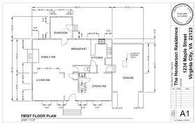 Floor Plan For Residential House Land Development Services Lds Public Records Fairfax County