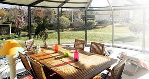 Outdoor Glass Room - pros u0026 cons of glass veranda interiorholic com