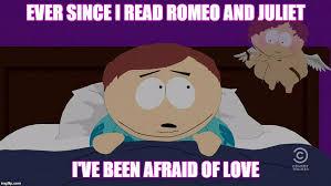 Cupid Meme - cartman and cupid me imgflip