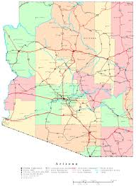 Colorado Counties Map State And County Maps Of Arizona At Map Arizona County Map