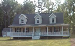 Houses With Porches Valley Custom Homes
