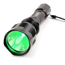 best green light for hog hunting windfire wf 802 waterproof 350 lumens tactical flashlight 250 yards