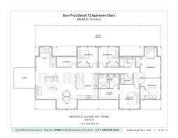Barns With Apartment Denali Gable Barn Barn Pros - Barn apartment designs