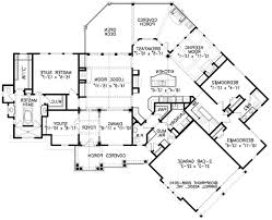 plan 496 18 3584 sf 4 bed study 25 bath modern house plansmodern