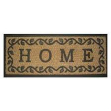 Unique Doormats Classic Sayings Doormat 14 X 36 In At Home At Home