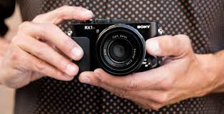 35mm camera full frame compact camera rx1 rx1r sony us