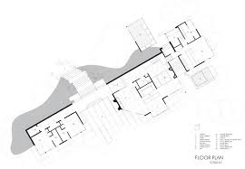 Living Room Architecture Drawing House Of The Month House Ocho Sustainable Living In The Santa