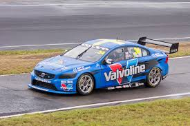 volvo v8 file robert dahlgren in volvo polestar racing australia car 34