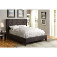 coaster 300523ke fenbrook grey upholstered eastern king storage