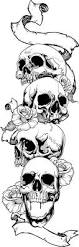 best 20 skull tattoos ideas on pinterest skull art pretty