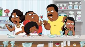 the cleveland show tbs