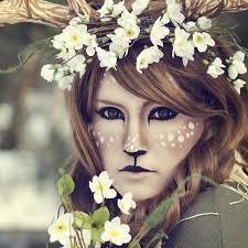 Deer Head Halloween Costume 25 Faun Costume Ideas Bambi Costume Satyr