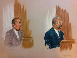 courtroom sketch gallery