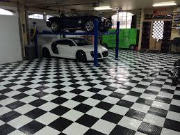 checkered garage floor meze blog garage flooring calgary benefits of the floor epoxy