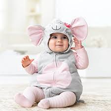 Infant Girls Halloween Costumes Carter U0027s Baby Girls U0027 Halloween Costume Baby Mouse 18 Months