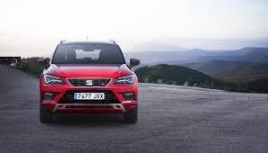 seat ateca xcellence company car review first drive seat ateca 1 4 eco tsi 150 fr