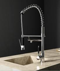 spray kitchen faucet how to choose modern kitchen faucet durable and effective models