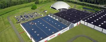 toyota en toyota en lexus importeur plaatst zonnepanelen en opereert