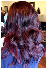 dark purple red hair color in 2016 amazing photo haircolorideas org