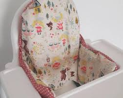 highchair cover etsy