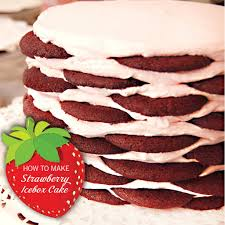 magnolia icebox cake learn how to make magnolia bakery s strawberry icebox cake at home