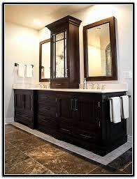 bathroom storage tower home design ideas